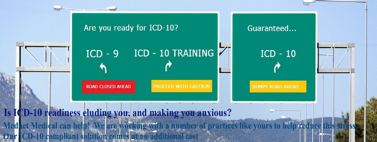 ICD-10 Readiness review